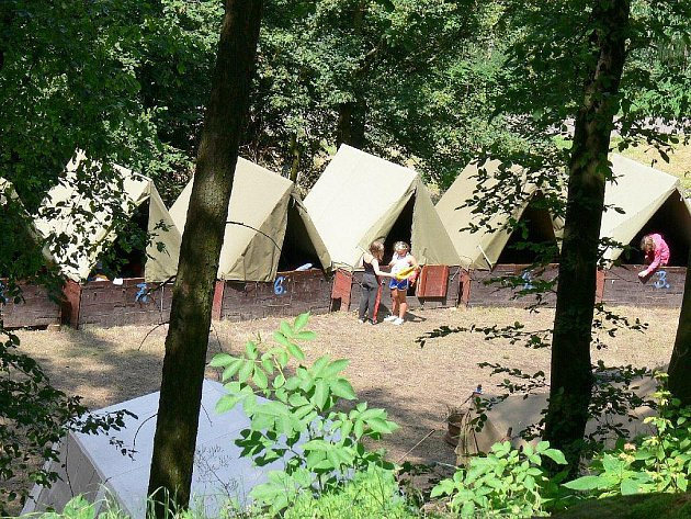 Letní tábor 2. běh - 2018 @ TZ Studánka | Česko