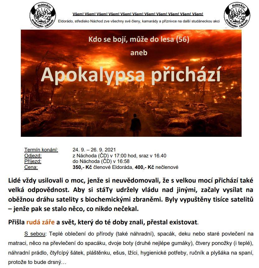 Kdo se bojí může do lesa LXI @ TZ Studánka | Vernéřovice | Královéhradecký kraj | Česko