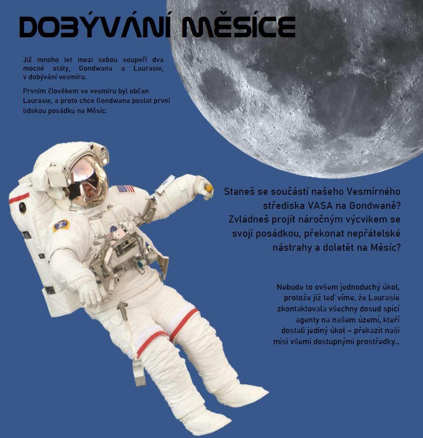 LT Studánka 2021 - 2. běh - Dobývání Měsíce @ TZ Studánka | Vernéřovice | Královéhradecký kraj | Česko