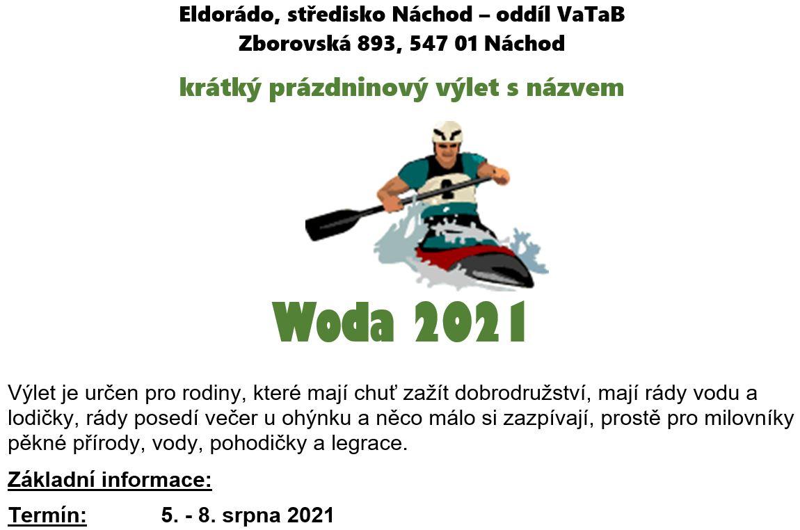 Woda 2021 @ řeka v ČR | Soběšín | Středočeský kraj | Česko